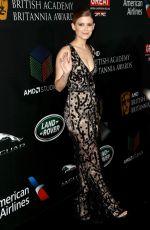 KATE MARA at Bafta Los Angeles Britannia Awards in Los Angeles 10/27/2017