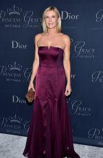 KATHERINE KELLY LANG at Princess Grace Awards Gala in Hollywood 10/24/2017