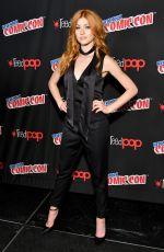 KATHERINE MCNAMARA at Shadowhunters Panel at 2017 New York Comic-con 10/07/2017