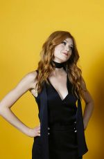 KATHERINE MCNAMARA for Hollywoodlife's Exclusive NYCC Portrait