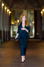 KATHERINE MCNAMARA Out and About in New York 10/07/2017