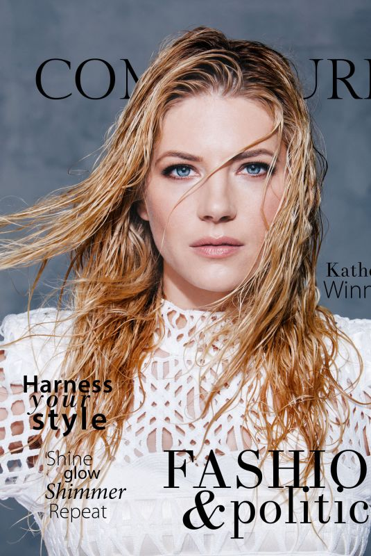 KATHERYN WINNICK in Composure Magazine, November 2017
