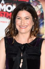 KATHRYN HAHN at A Bad Moms Christmas Premiere in Westwood 10/30/2017