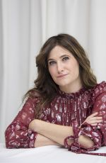 KATHRYN HAHN at A Bad Moms Christmas Press Conference in Beverly Hills 10/27/2017