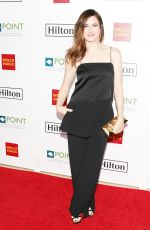 KATHRYN HAHN at Point Honors Gala in Los Angeles 10/07/2017