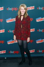 KATHRYN MORRIS at Reverie Panel at New York Comic-con 10/07/2017