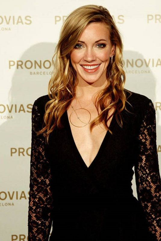 KATIE CASSIDY at Pronovias Bridal Shower 07/10/2017