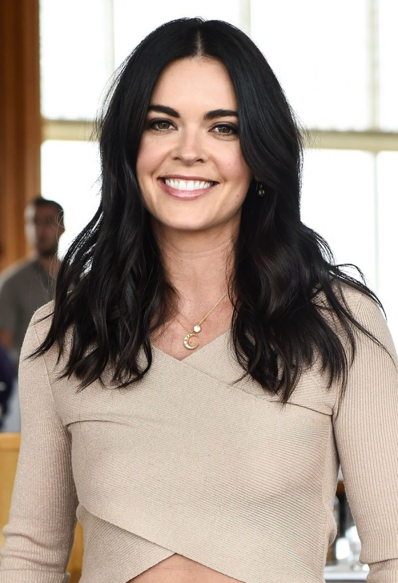 katie lee at food network amp cooking channel new york city