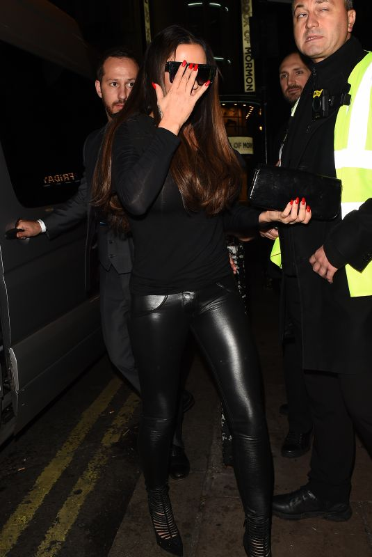 KATIE PRICE at Dstrkt Night Club in London 10/14/2017