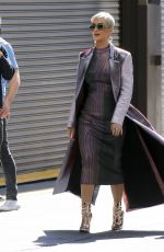 KATY PERRY Arrives at American Idol Season 16 Audition in New York 10/03/2017