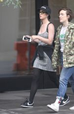 KATY PERRY Out and About in New York 10/06/2017