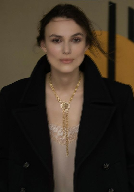 KEIRA KNIGHTLEY for Chanel, 2017