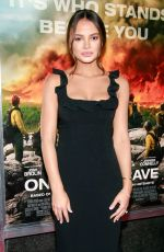 KELEIGH SPERRY at Only the Brave Special Screening in New York 10/17/2017