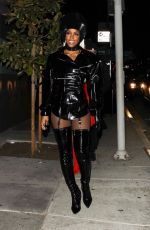KELL ROWLAND at Her Costume Couture Hash at Poppy in West Hollywood 10/29/2017