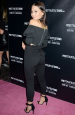 KELLI BERGLUND at Prettylittlething by Kourtney Kardashian Launch in Los Angeles 10/25/201