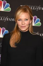KELLI GIDDISH at Broadcasting & Cable Hall of Fame Awards 27th Anniversary Gala in New York 10/16/2017