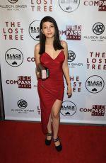 KELLY ARJEN at The Lost Tree Premiere in Los Angeles 10/09/2017
