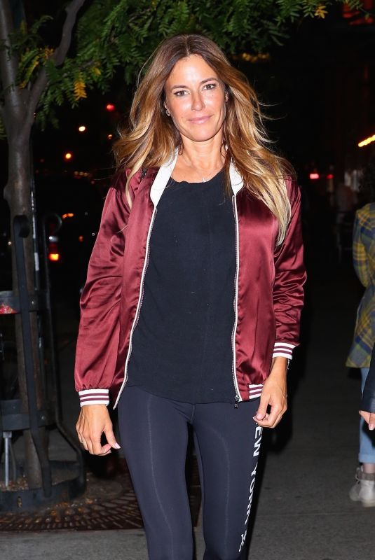 KELLY BENSIMON at Bowery Hotel in New York 10/20/2017
