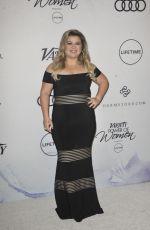 KELLY CLARKSON at Amfar Inspiration Gala in Los Angeles 10/13/2017