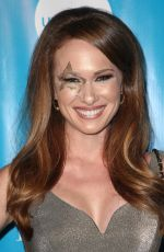 KELLY FRYE at Unicef Next Generation Masquerade Ball in Los Angeles 10/27/2017