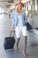KELLY ROHRBACH at LAX Airport in Los Angeles 10/18/2017