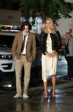 KELLY ROHRBACH on the Set of Untitled Woody Allen Movie in New York 10/19/2017