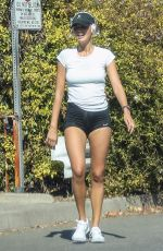 KELLY ROHRBACH Working Out in Santa Monica 10/27/2017
