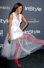 KELLY ROWLAND at 2017 Instyle Awards in Los Angeles 10/23/2017