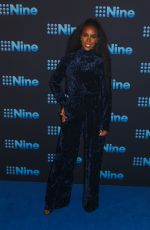 KELLY ROWLAND at Channel Nine Upfronts 2018 Event in Sydney 10/11/2017