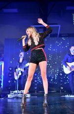 KELSEA BALLERINI at Knoxville Homecoming in Knoxville 10/28/2017
