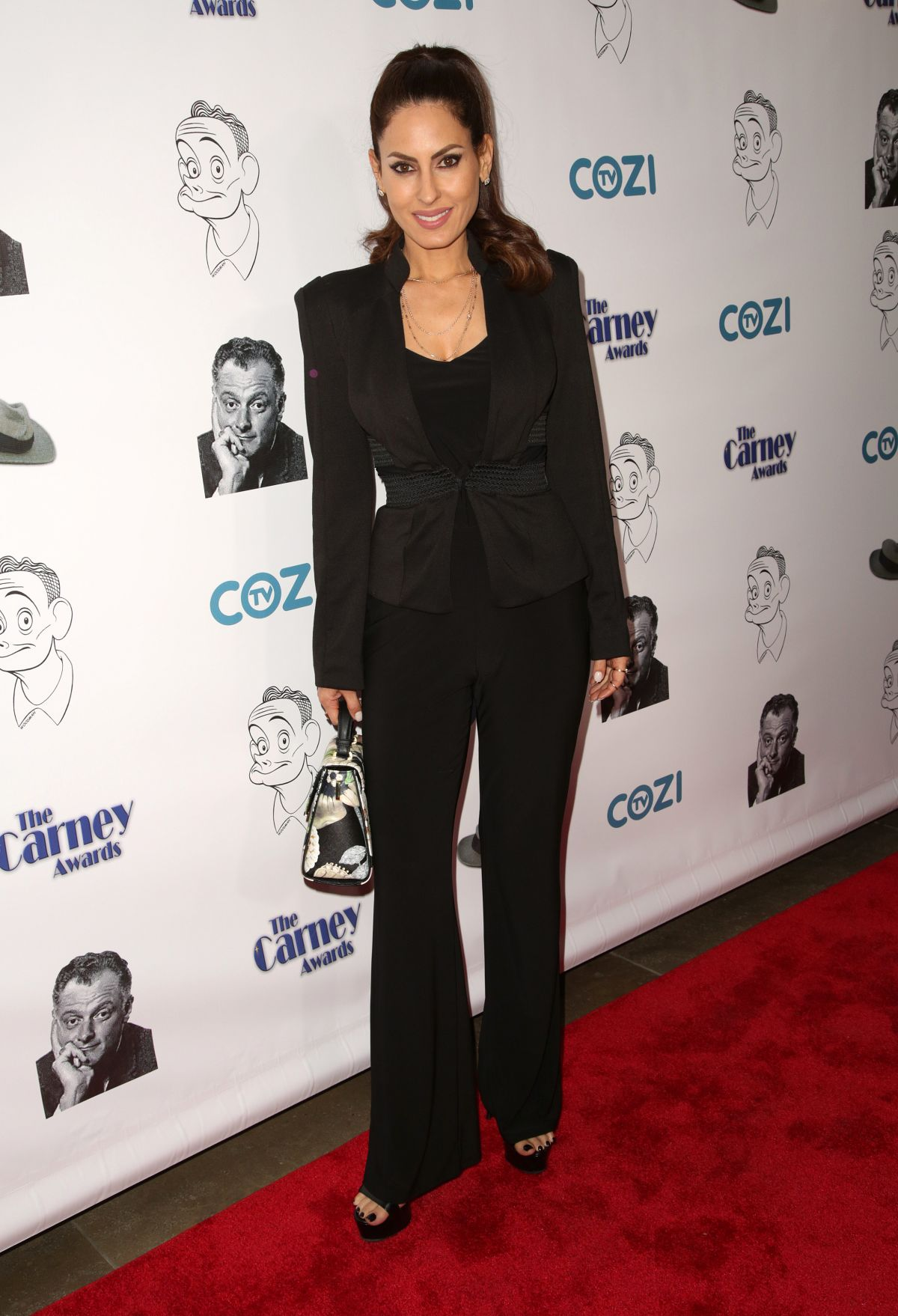 KERRI KASEM at 3rd Annual Carney Awards in Los Angeles 10 ...