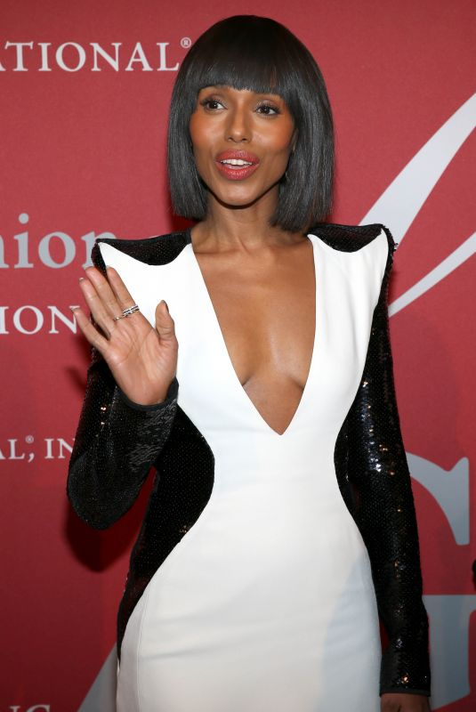 KERRY WASHINGTON at Night of Stars Gala in New York 10/26/2017