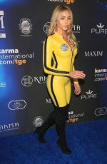 KHLOE TERAE at 2017 Maxim Halloween Party in Los Angeles 10/21/2017