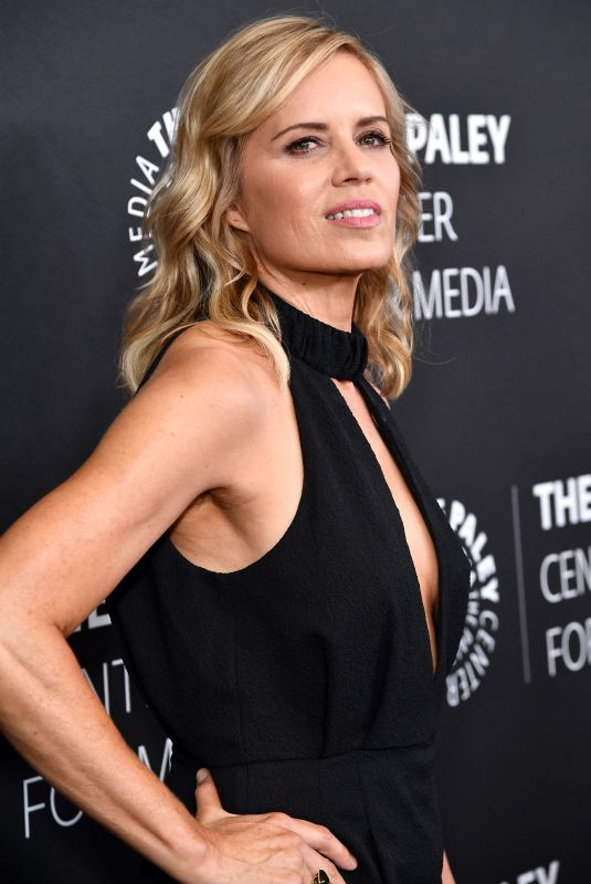 KIM DICKENS at Paley Women in TV Gala in Los Angeles 10/12/2017