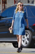 KIRSTEN DUNST Out and About in Studio City 10/06/2017