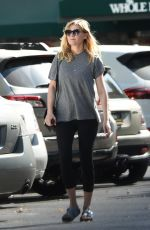 KIRSTEN DUNST Out Shopping in Los Angeles 10/20/2017