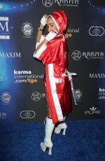 KORRINA RICO at 2017 Maxim Halloween Party in Los Angeles 10/21/2017