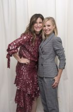 KRISTEN BELL at A Bad Moms Christmas Press Conference in Beverly Hills 10/27/2017