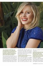 KRISTEN BELL in Redbook Magazne,October 2017 Issue