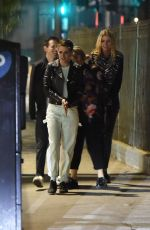 KRISTEN STEWART and STELLA MAXWELL Out in Silver Lake 10/13/2017