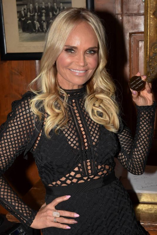 KRISTIN CHENOWETH Recieves an Honorary Patronage from Trinity College's Philosophical Society in Dublin 10/23/2017