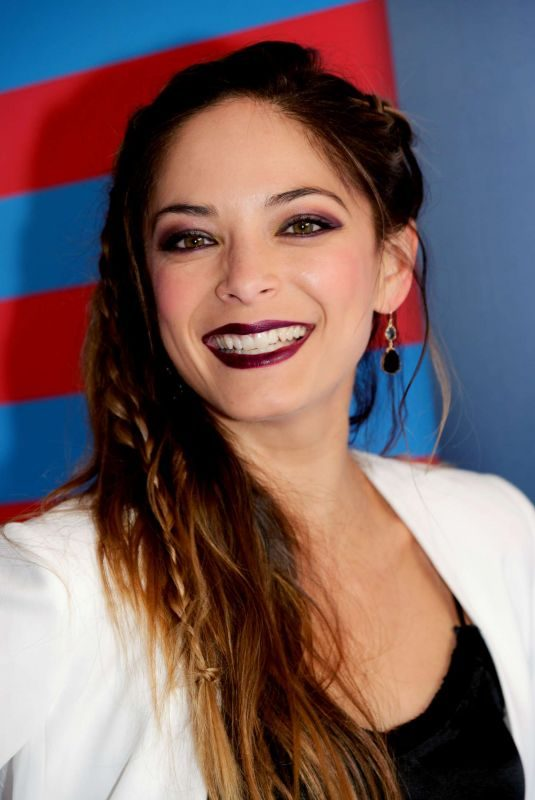 KRISTIN KREUK at Burden of Truth Cocktail Party in Cannes 10/16/2017