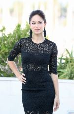 KRISTIN KREUK at Burden of Truth Photocall at Mipcom 2017 in Cannes 10/16/2017