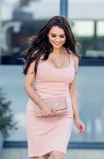 KRYSTLE LINA Out and About in Bevferly Hills 10/16/2017