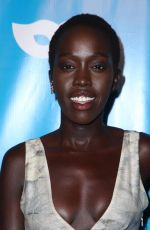 KUOTH WIEL at Unicef Next Generation Masquerade Ball in Los Angeles 10/27/2017