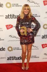 KYLIE MINOGUE at Attitude Magazine Awards in London 10/12/2017