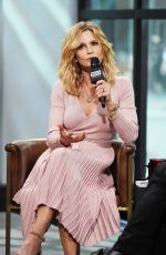 KYRA SEDGWICK at Build Series to Discuss Ten Days in the Valley Show at Build Studio in New York 09/27/2017