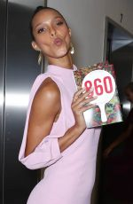 LAIS RIBEIRO at Take Home a Nude Annual Auction and Dinner in New York 10/11/2017
