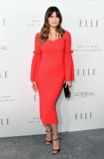 LAKE BELL at Elle Women in Hollywood Awards in Los Angeles 10/16/2017