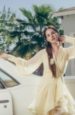 LANA DEL REY for Paris Match Magazie, May 2017